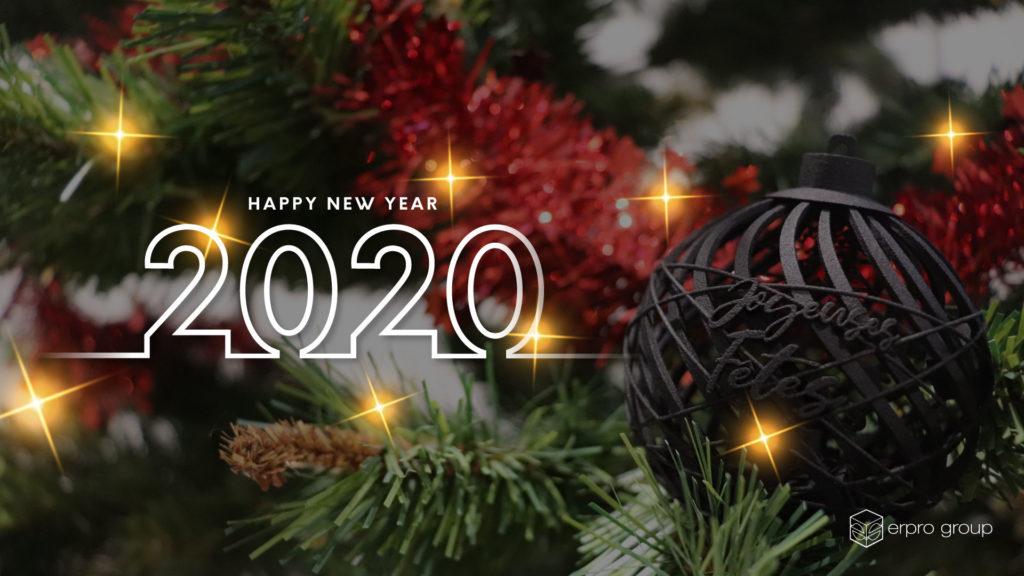 Cartes de voeux 2020