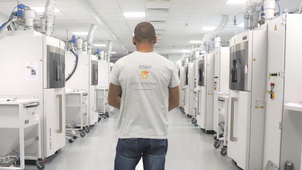 Locaux Erpro 3D Factory